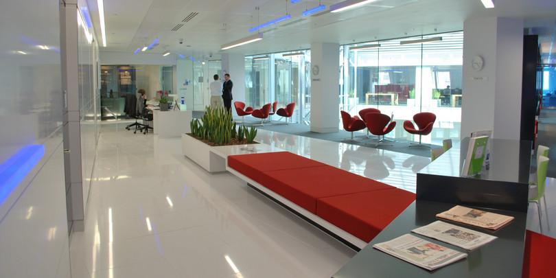 Лондонский офис Cisco