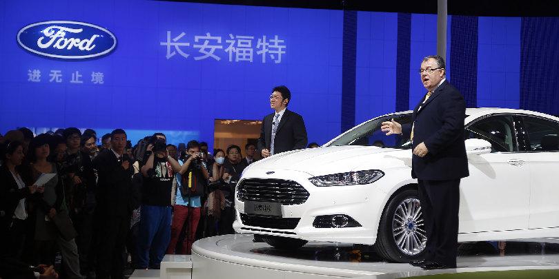 Фото:пользователя Ford Asia Pacific с сайта flickr.com