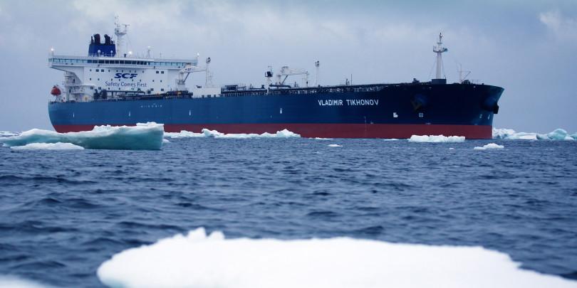 Нефтеналивной танкер типоразмера «Суэцмакс» «Владимир Тихонов»