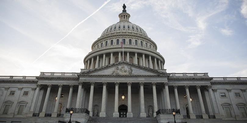 Здание конгресса США— Капитолий