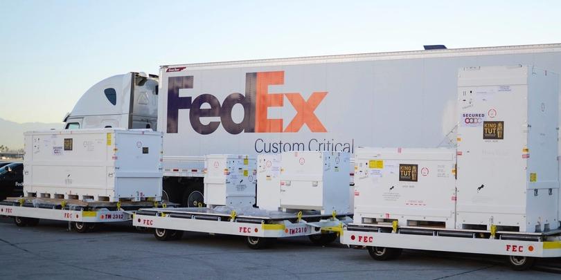Фото: FedEx / Facebook
