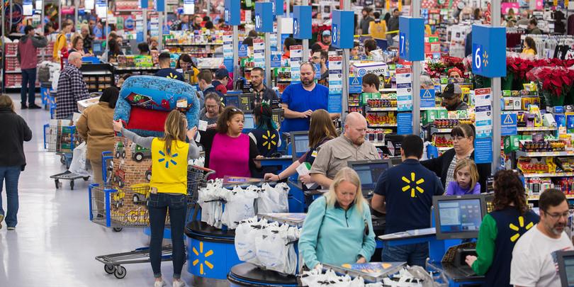 Фото: Walmart
