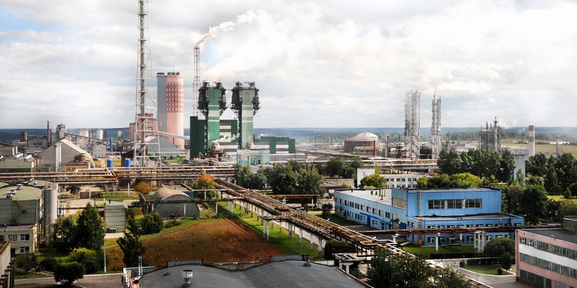 Доргобужский завод азотных удобрений, принадлежащий корпорации «Акрон»