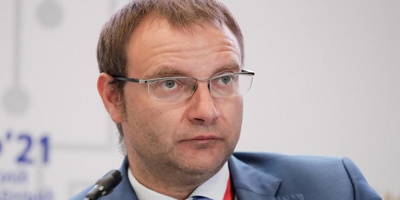Президент НП «РТС», член совета директоров Санкт-Петербургской биржи Роман Горюнов