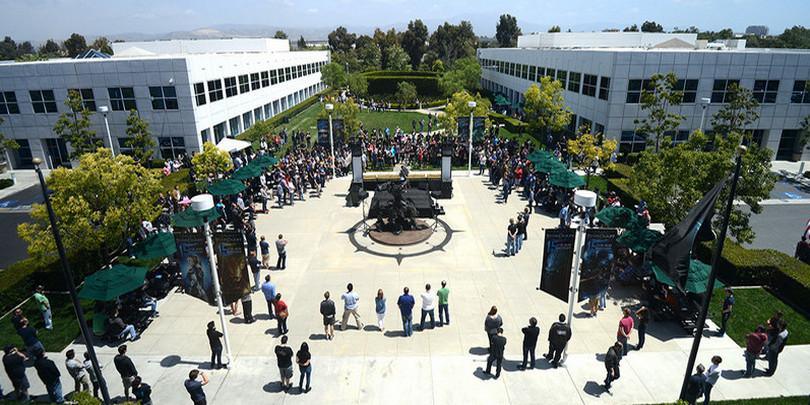 Офис Blizzard Entertainment в Ирвайне, Калифорния