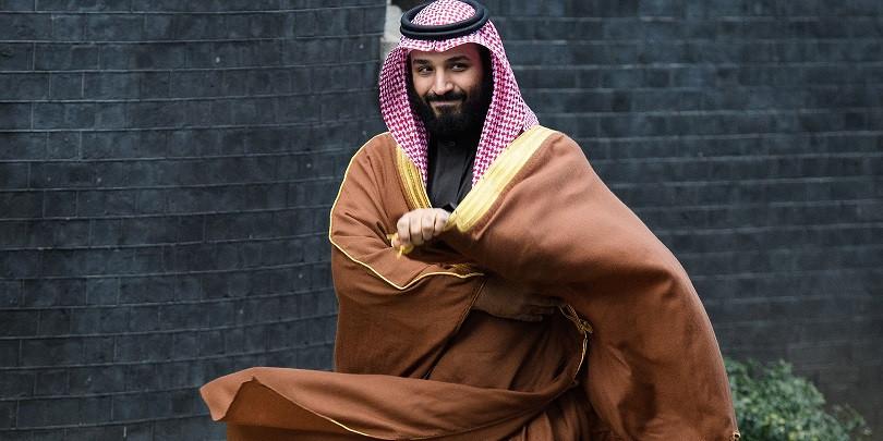 Наследный принц Саудовской Аравии Мухаммед ибн Салман Аль Сауд