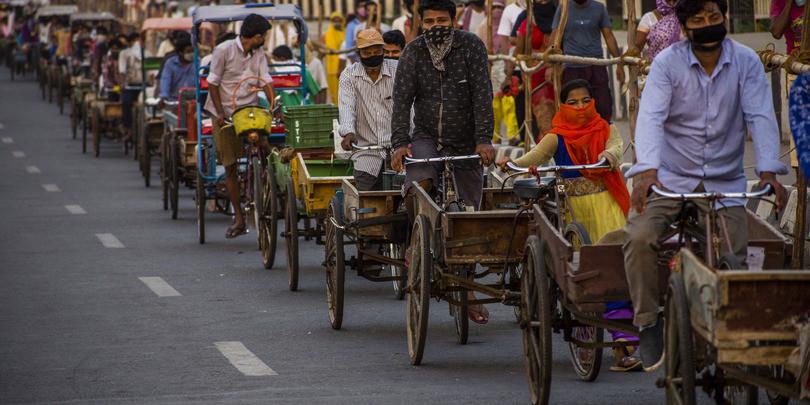Фото:Yawar Nazir / Getty Images
