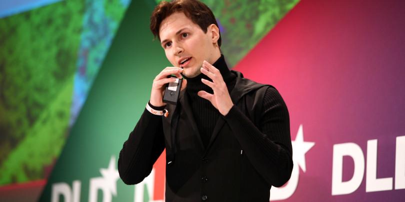 Дуров отклонил инвестиции крупных фондов. Они оценили Telegram в $30 млрд