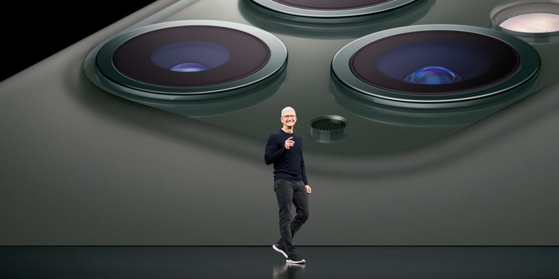 Фото: Apple
