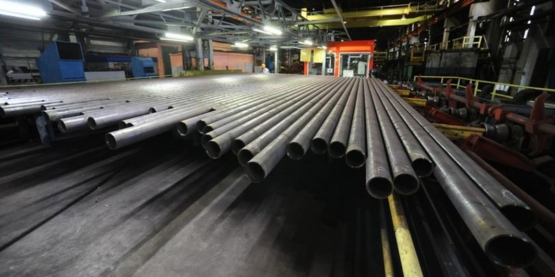 Фото:Челябинский трубопрокатный завод
