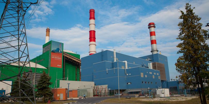 Шатурская ГРЭС, принадлежащая компании «Юнипро»