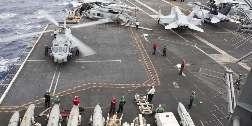 Фото:пользователя U.S. Pacific Fleet с сайта flickr.com