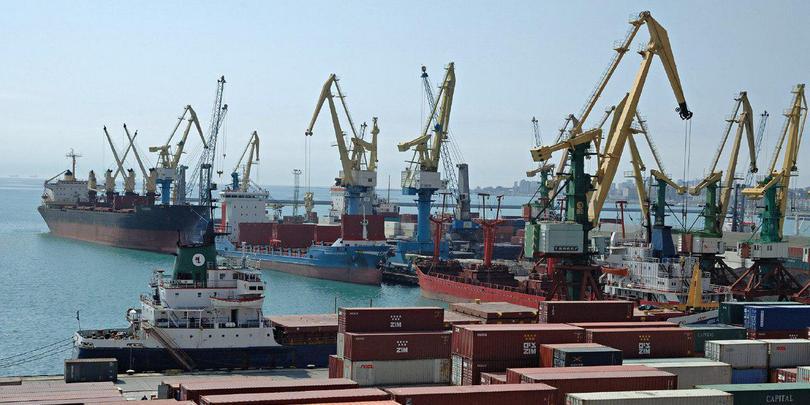 Новороссийский торговый морской порт