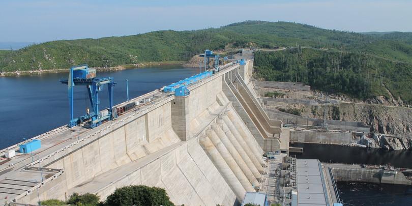 Фото:Бурейская ГЭС (Фото: «РусГидро»)