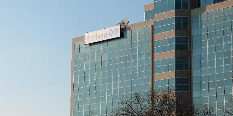Офис страховой компании Anthem в Сент-Луисе, США