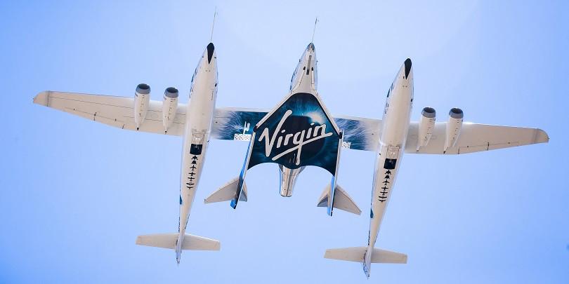 Фото:Virgin Galactic