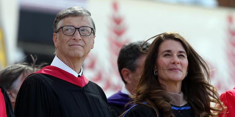 Фонд семьи Гейтс продал все акции Alibaba и половинупакета в Apple