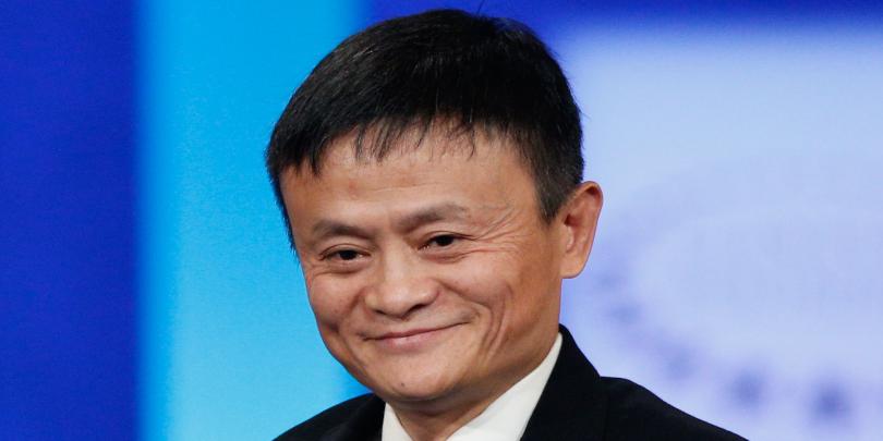 Акции Alibaba взлетели на 9% после появления Джека Ма на публике