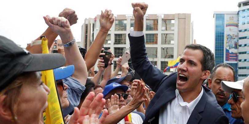 778716c27d91 Инженер из Варгаса  что известно о лидере оппозиции Венесуэлы Гуаидо  Политика