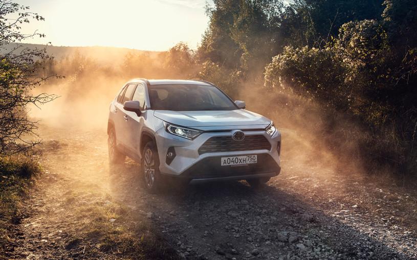 Новая Toyota RAV4 российской сборки: первый тест