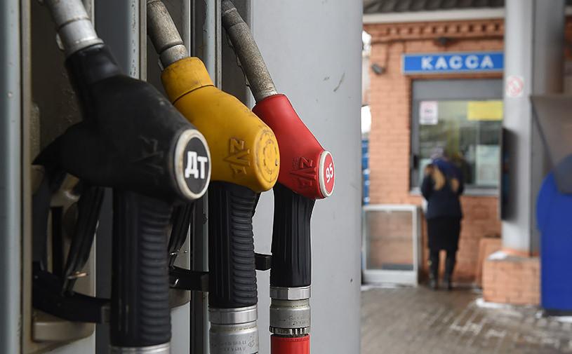 Власти России исключили резкий рост цен на бензин