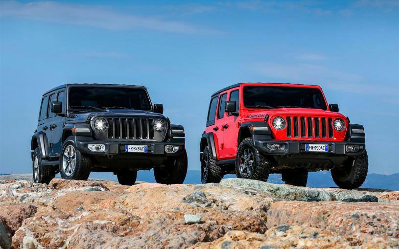 Jeep отзовет более 400 внедорожников в России
