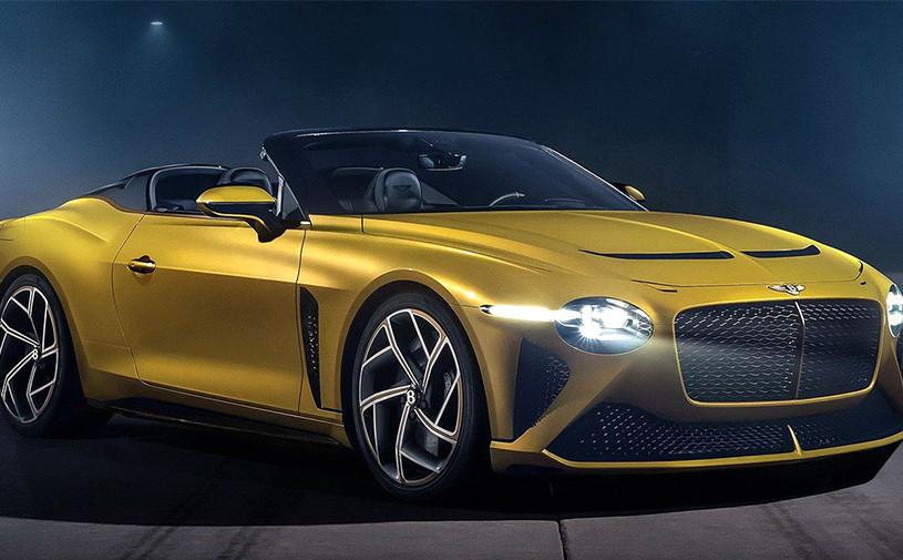 Самый дорогой Bentley получил 660-сильный двигатель