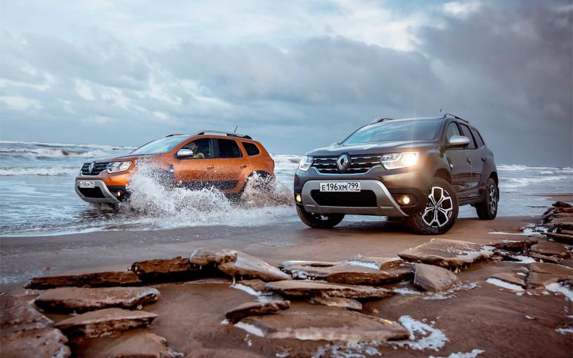 В России стартовали продажи нового Renault Duster