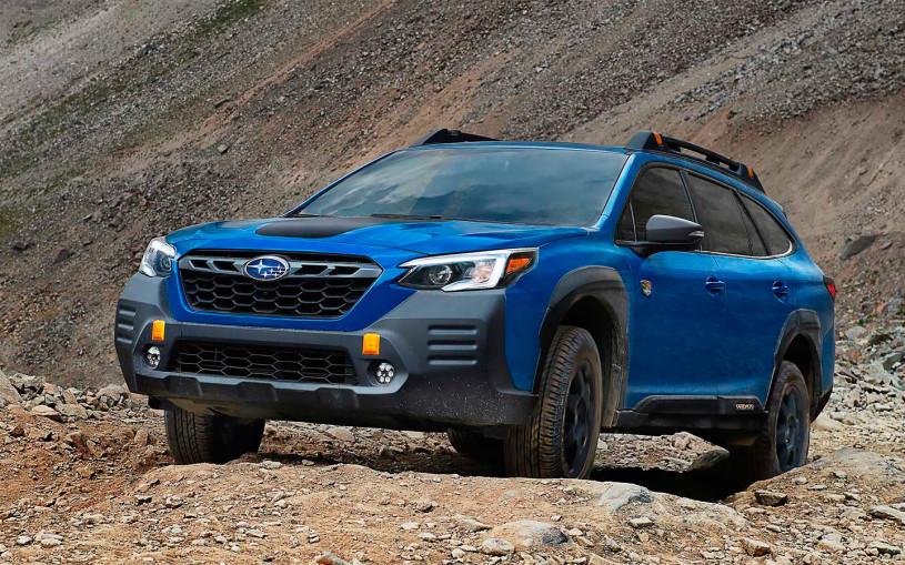 У Subaru Outback появилась самая внедорожная версия