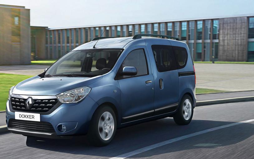 Ищу работу: первое знакомство с Renault Dokker