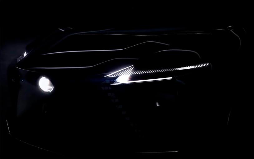 Lexus анонсировал кроссовер с инновационным полным приводом