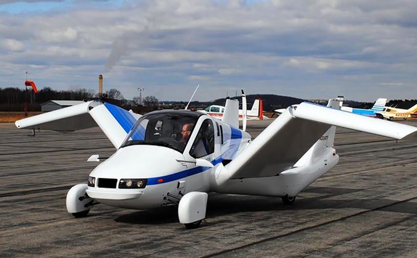 Geely построит завод для производства летающих автомобилей