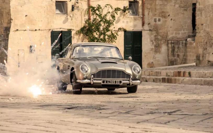 Aston Martin рассказал об автомобилях из новой части бондианы