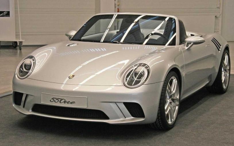 Porsche более 10 лет держала в секрете современную версию ретро-родстера