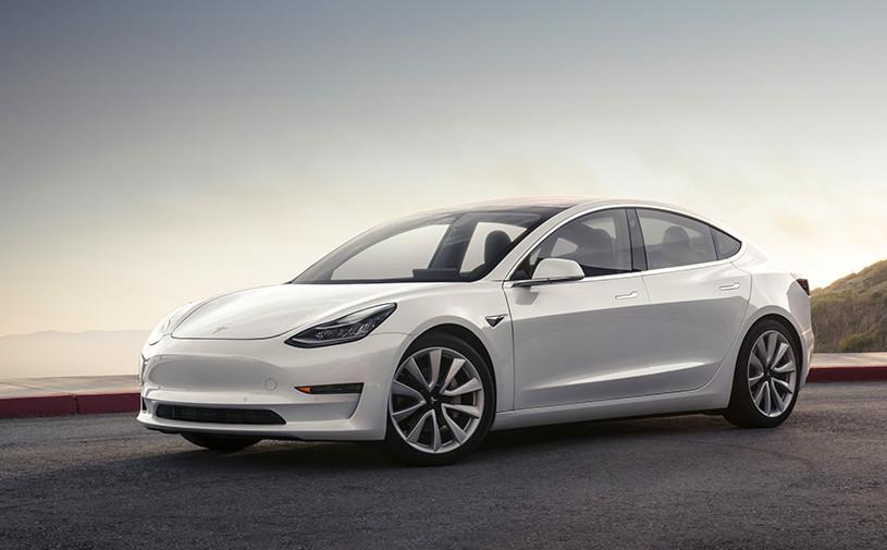Tesla начала продажи Model 3 китайского производства