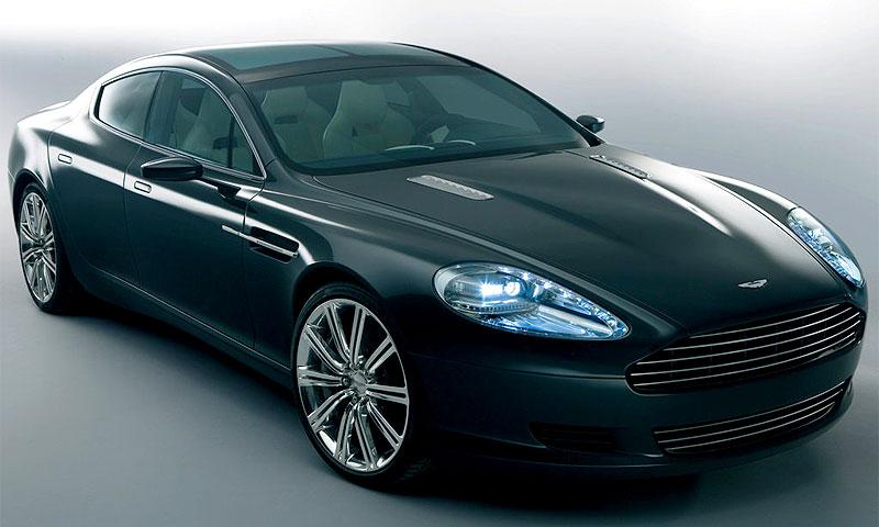 Aston Martin Rapide – четырехдверный DB9