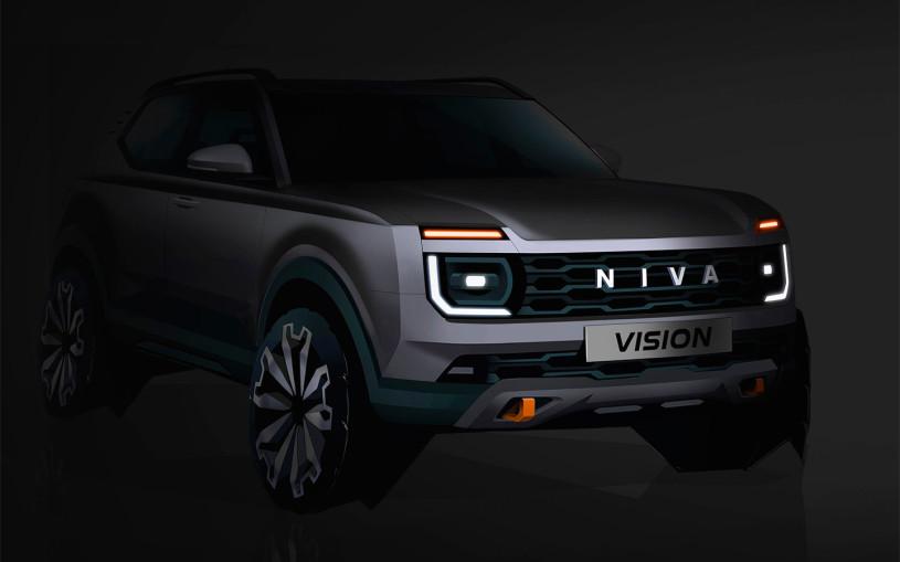 АвтоВАЗ впервые показал прототип новой «Нивы»