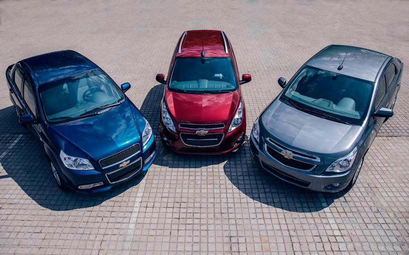 Производители раскрыли данные продаж Chevrolet после возвращения в Россию