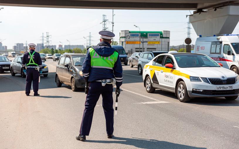 ГИБДД получит приборы для моментального определения пьяных водителей