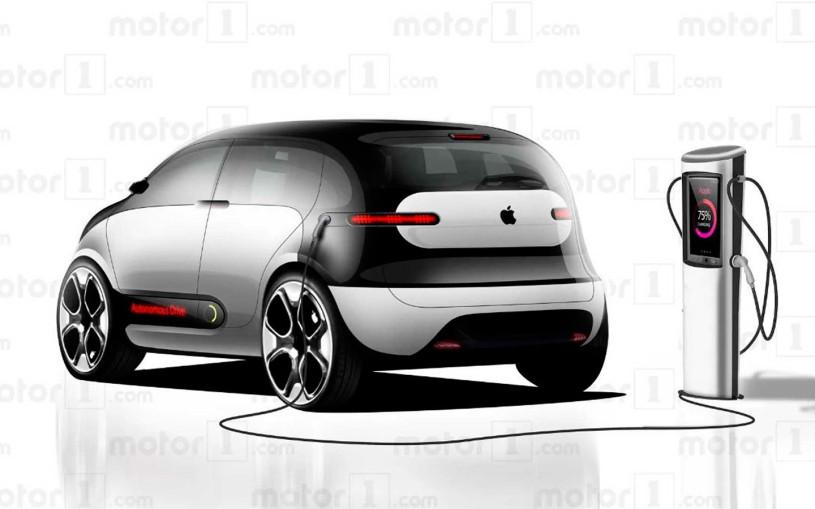 Apple разработает свой первый автомобиль без помощи сторонних партнеров