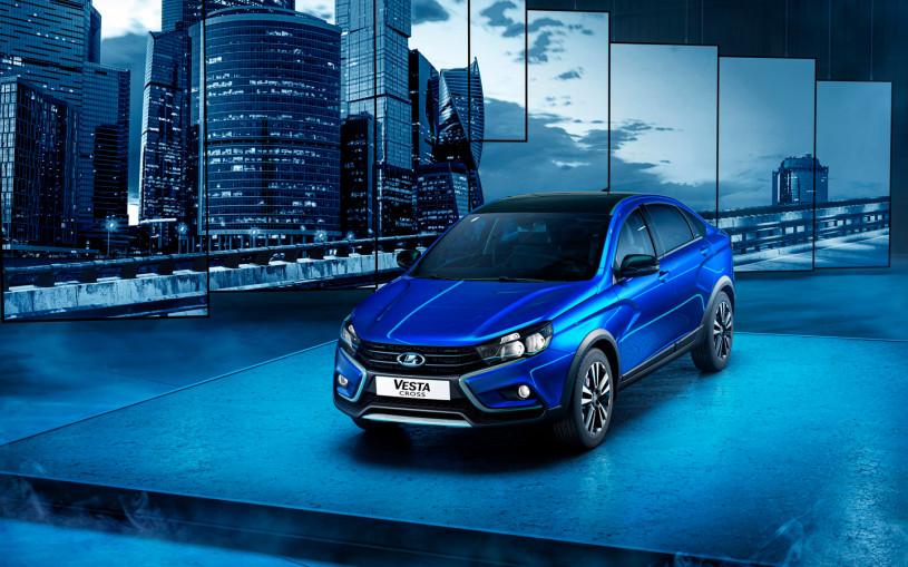 АвтоВАЗ назвал стоимость новой версии Lada Vesta Cross