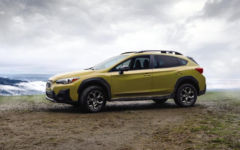 Появились данные о моторах обновленного Subaru XV для России