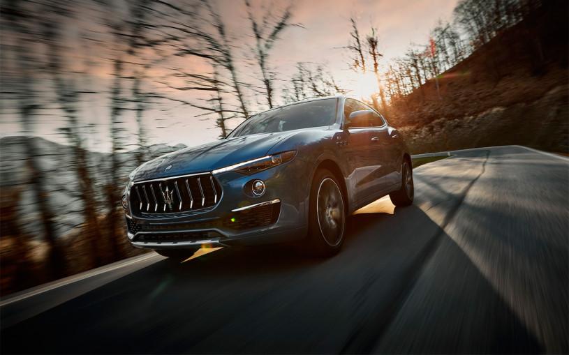 Maserati Levante превратили в 330-сильный гибрид
