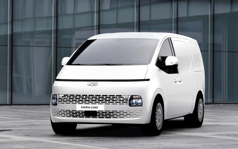 Hyundai выпустил фургон с космическим дизайном