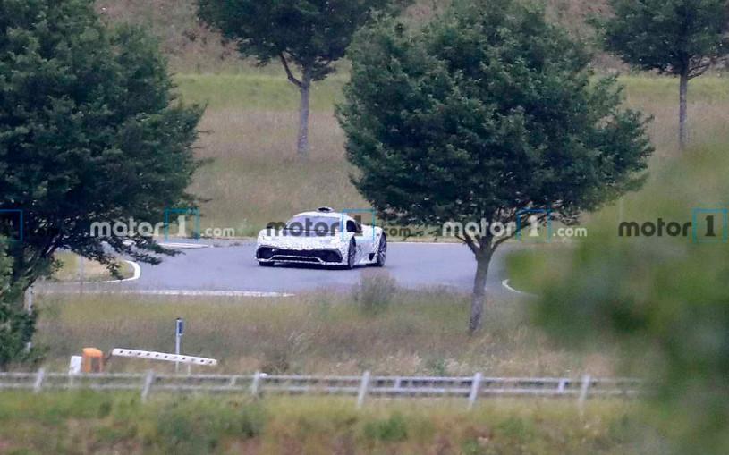 Серийный Mercedes-AMG One получит 1200-сильную гибридную установку