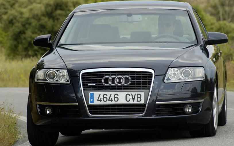 Дизельный мир: тест-драйв Audi A6 3.0 TDI