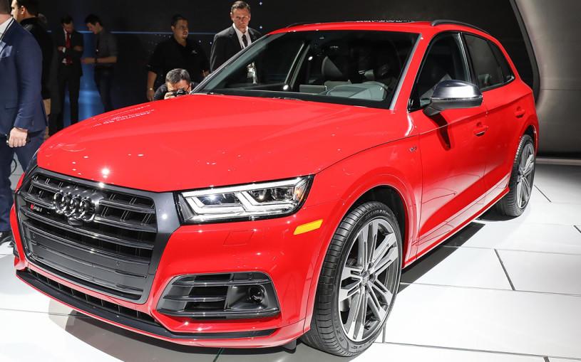 Новая Audi SQ5 лишилась дизельной версии