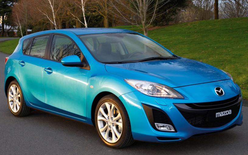 Mazda3 – бес в ребро