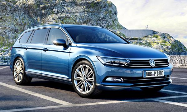 Новый Passat: премиум глазами Volkswagen