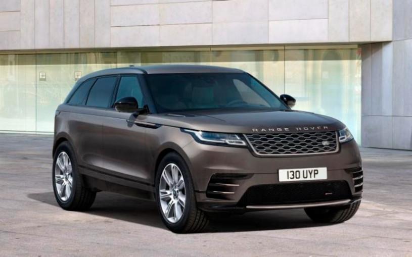 Range Rover показал обновленный Velar. Его привезут в Россию